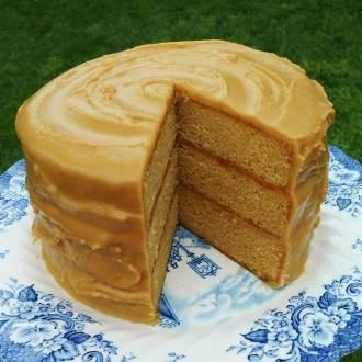 Butterscotch Cake (3)
