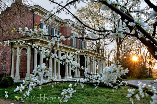 Temporarily closed to the general public<br>Email info@oaklandsmansion.org to reach our staff.