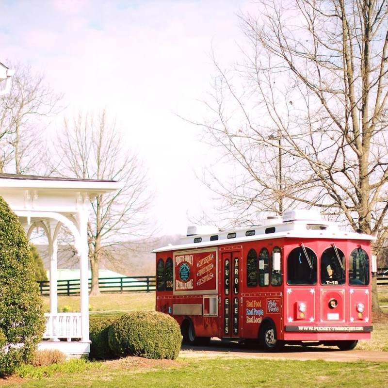 Pucketts Trolley Photo Credit Rebecca Denton Gambill
