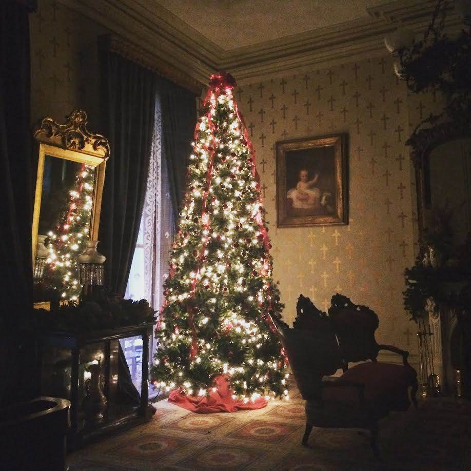 <br>34th Annual Christmas Candlelight Tour of Homes<br>Saturday, December 2nd