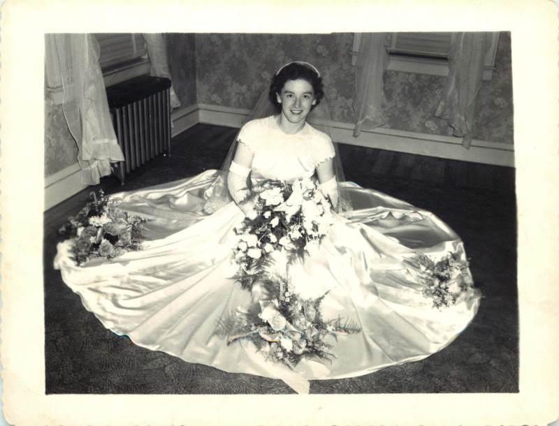 1949 Kulakowski mom