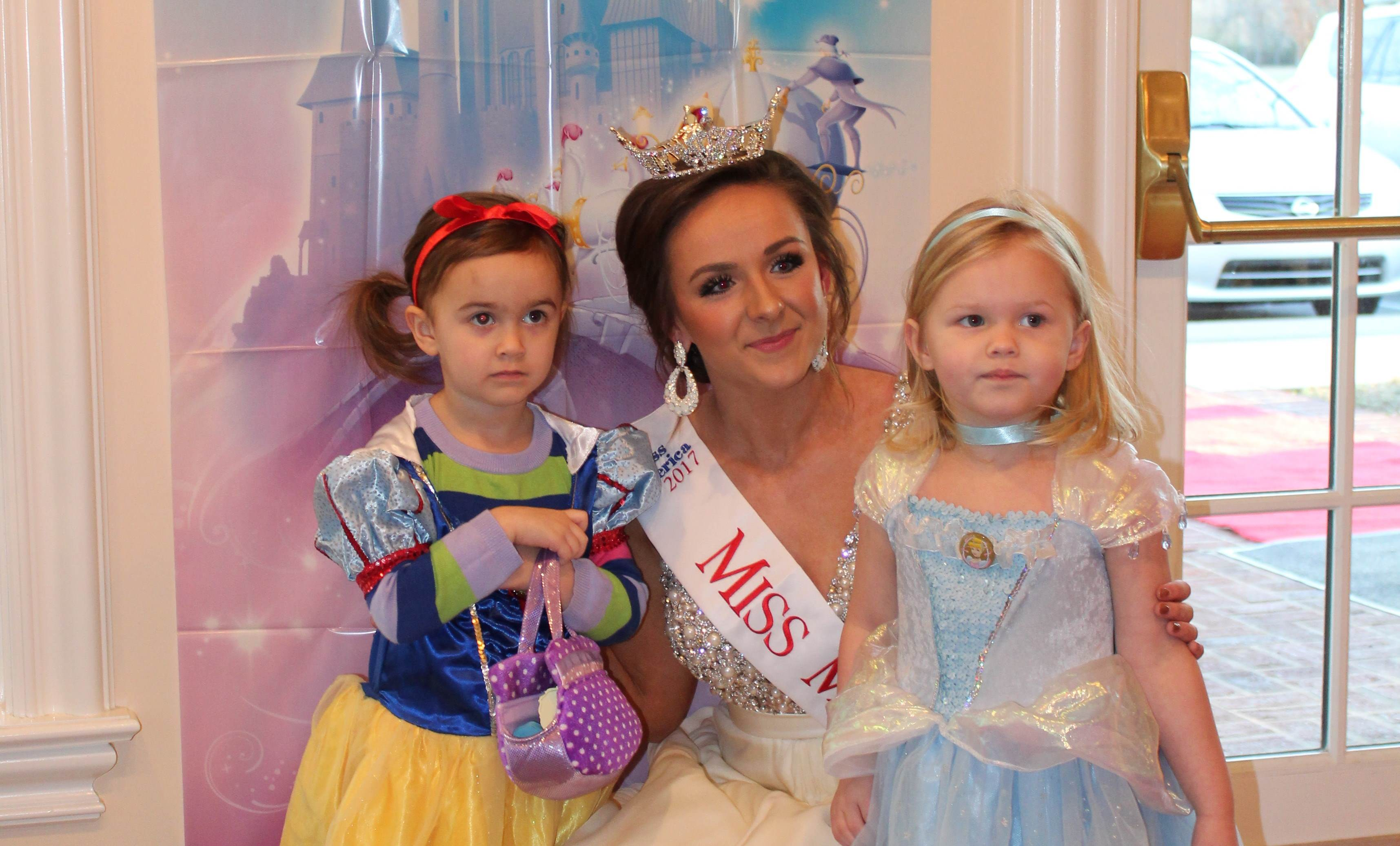 <br>Princess Night In the Wedding Dress Exhibit<br>February 9th