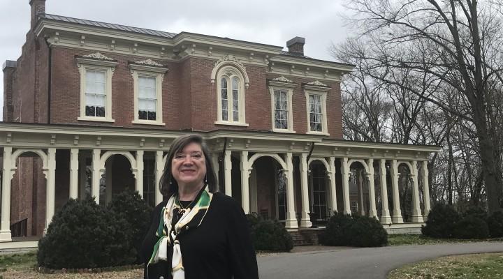 Deborah Belcher Board President 2020