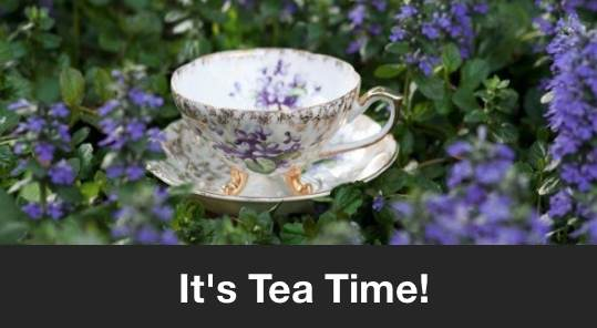Tea Time with Positiffitea