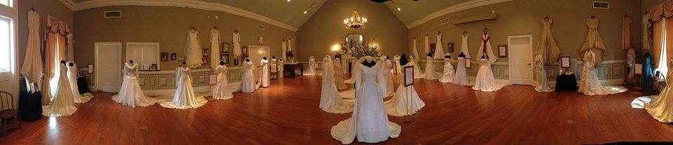 4th Annual Wedding Dresses Through the Decades<br>January 11-March 8, 2015