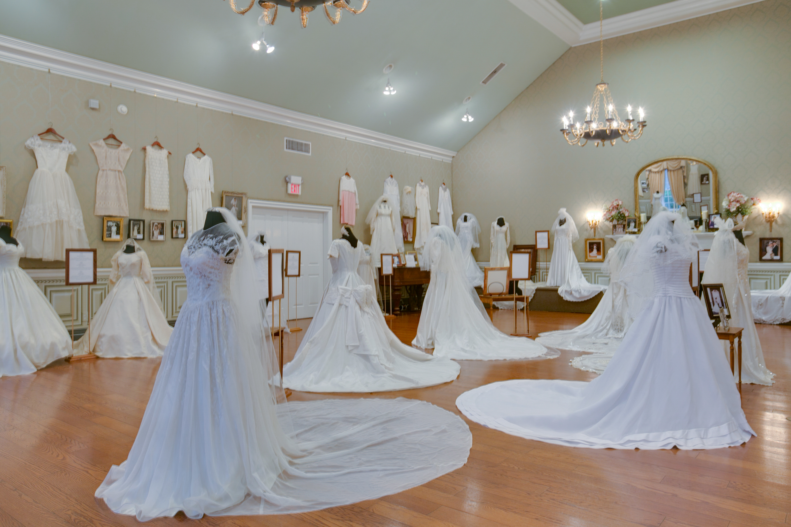 8th Annual Wedding Dresses Through the Decades