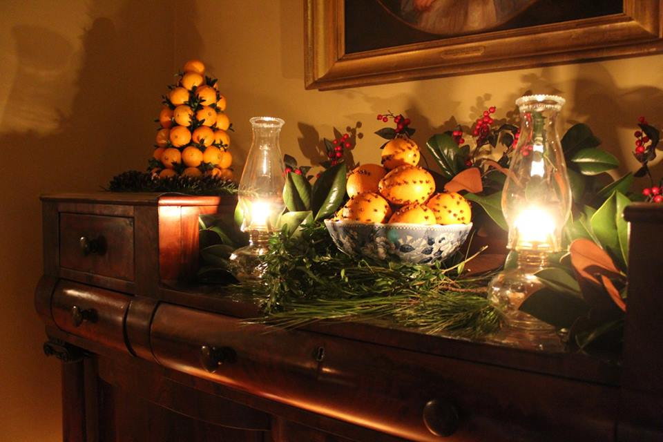 Virtual 37th Annual Christmas Candlelight Tour of Homes