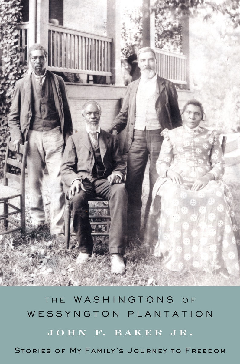 Book Talk<br> Washingtons of Wessyngton
