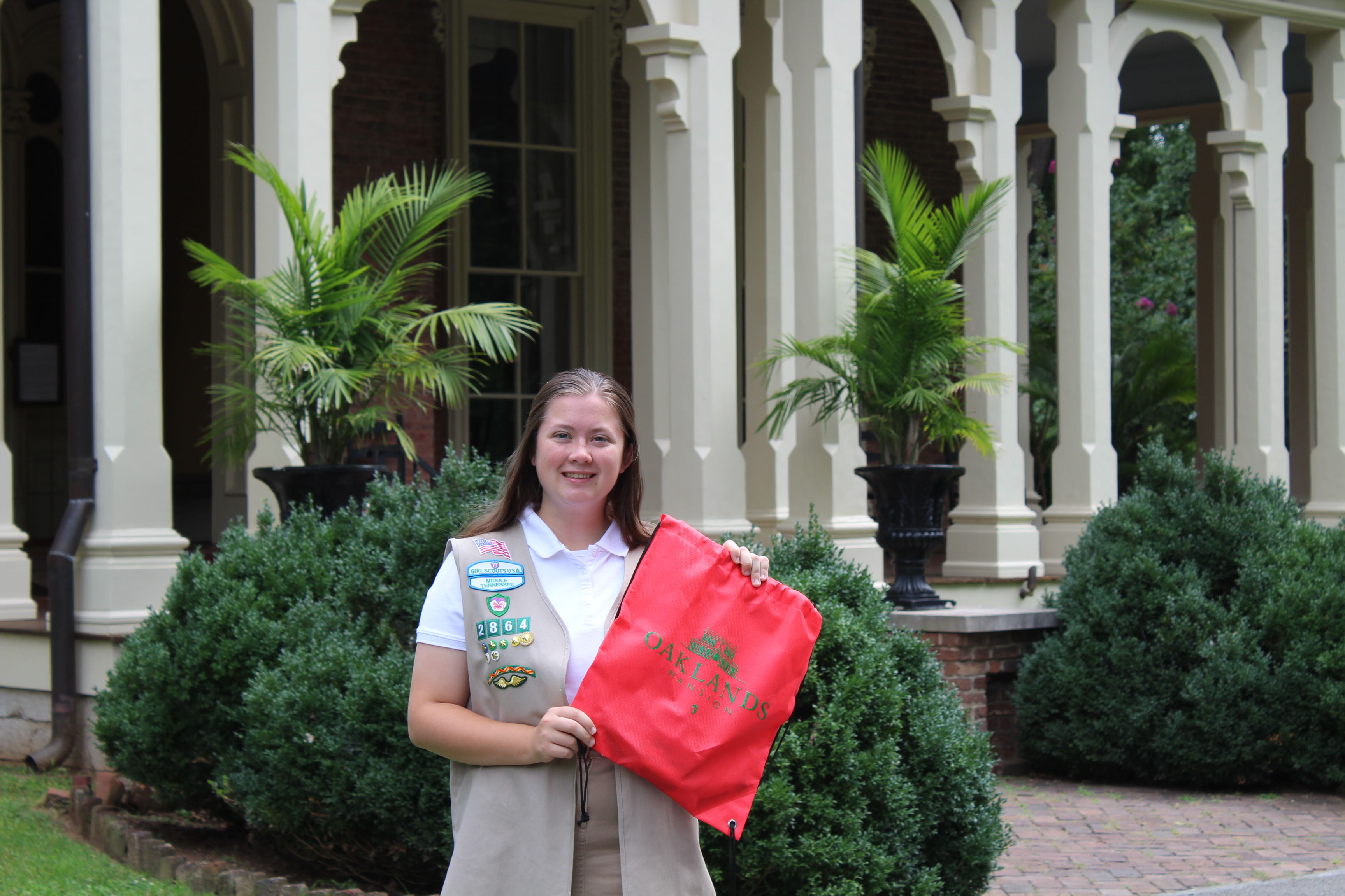 <br><br><br><br>Oaklands Mansion Announces New Backpack Program for Families