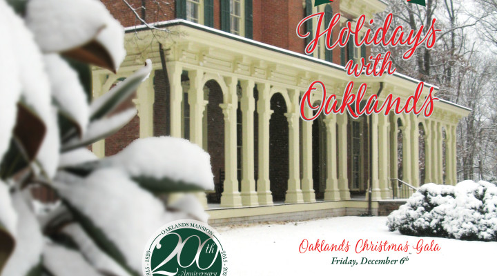Oaklands Christmas Save the Date_v2Front