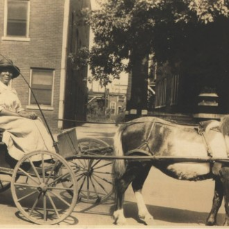 mary in buggy 2